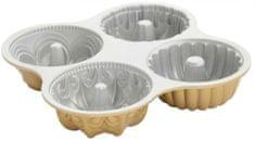 Nordic Ware Forma na mini bábovky, 4 kusy