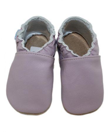 baBice buciki dziewczęce 16,5 fioletowy