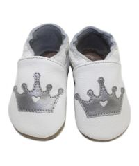 baBice dekliški copati s krono