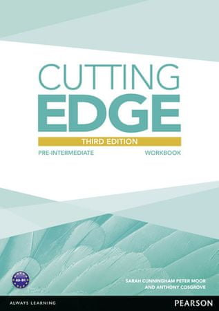 Cosgrove Anthony: Cutting Edge 3rd Edition Pre-Intermediate Workbook without Key