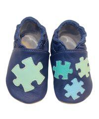 baBice chlapecké capáčky puzzle