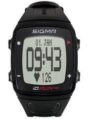 Sigma pulzmeter iD.RUN HR, črn