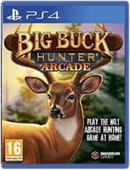 Maximum Games Big Buck Hunter PS4