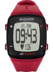 Sigma pulzmeter iD.RUN HR, rdeč