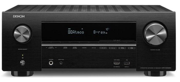 Denon AVR-X2500H, černá