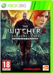 CD PROJEKT The Witcher 2: Assassins of King xbox 360