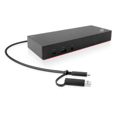 Lenovo priklopna postaja ThinkPad Hybrid USB-C + USB-A Dock