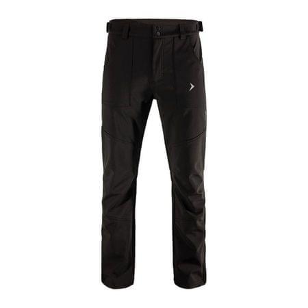Outhorn moške pohodne hlače HOZ17-SPMT600, črne, M