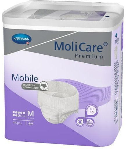Hartmann Molicare Mobile Super Medium 14 ks