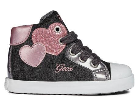 Geox dievčenské členkové topánky Kilwi 21 tmavosivá - Diskusia  715f0bae70