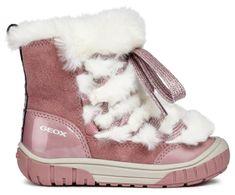 Geox dziewczęce buty zimowe Omar