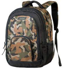 Target nahrbtnik 2v1 Jump Melange Army 21881