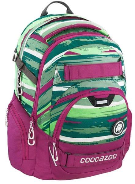 7281f530405 CoocaZoo Školní batoh CarryLarry2 Solid Bartik