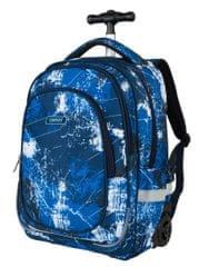 Target nahrbtnik na kolesih Sparkling Blue 21948