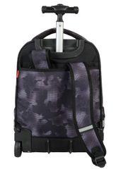 Target nahrbtnik na kolesih Mimetic Black 21946