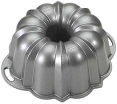 Nordic Ware Forma na bábovku Anniversary velká, stříbrná