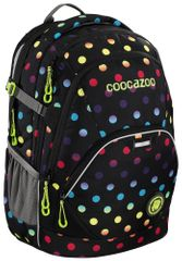 CoocaZoo Školský batoh EvverClevver2, Magic Polka