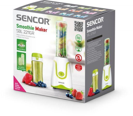 SENCOR blender do smoothie SBL 2211GR