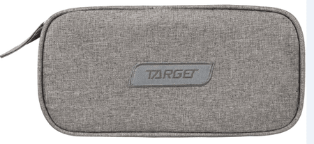 Target peresnica Compact Geo Grey Melange 21876