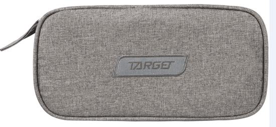 Target peresnica Compact Geo Grey Melange 21876