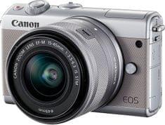 Canon EOS M100 + 15-45 IS STM + 50 GB IRISTA
