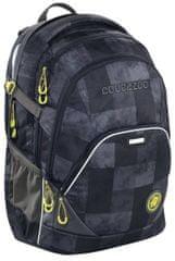 CoocaZoo Školní batoh EvverClevver2, Mamor Check
