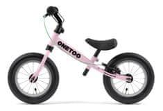 Yedoo OneToo pedál nélküli gyerekkerékpár Candypink