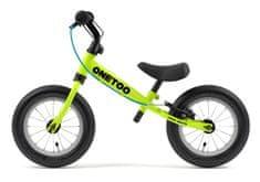 Yedoo OneToo pedál nélküli gyerekkerékpár Lime