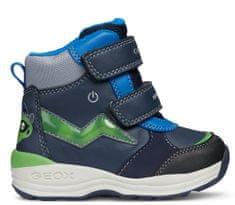 Geox buty zimowe za kostkę chłopięce New Gulp