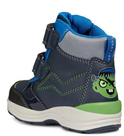 22cd787a2d3 Geox chlapecké zimní boty New Gulp 26 modrá