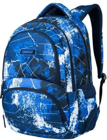 Target nahrbtnik Bravo Sparkling Blue 21898