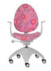 Antares Dětská židle Baby růžová