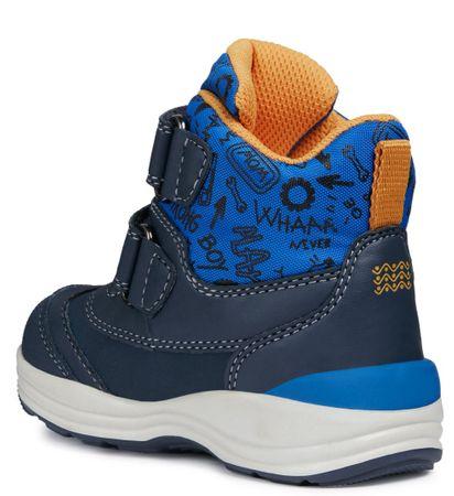 376b87efd19 Geox chlapecké zimní boty New Gulp 23 modrá