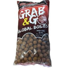 Starbaits Boilie Grab & Go Global Boilies 2,5 kg  20 mm