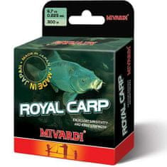 MIVARDI Vlasec Royal Carp Brown 300 m