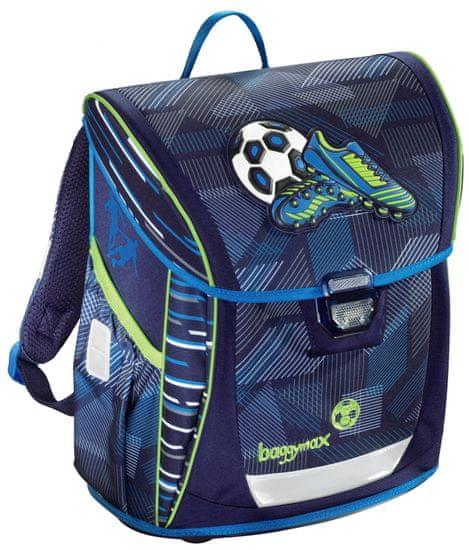 Hama 3-delni šolski komplet Baggymax Fabby Football