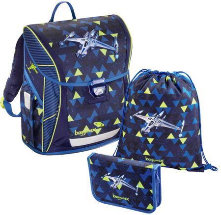 Hama 3 részes iskolai készlet, Baggymax Fabby Űrhajó