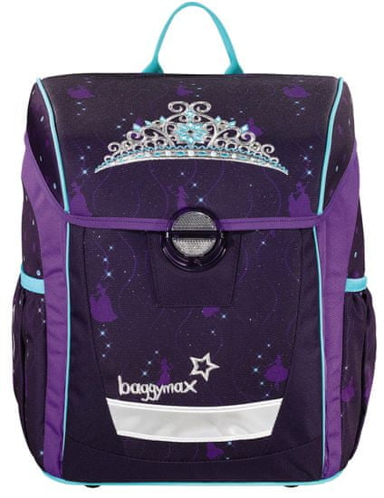 HAMA Zestw szkolny 3-częściowy, Baggymax Trikky królewska korona