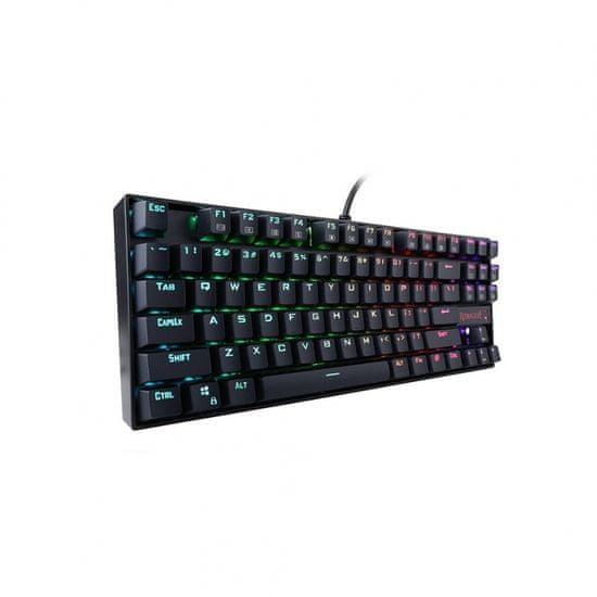 Redragon Gaming RGB mehanična žična tipkovnica K552 Kumara