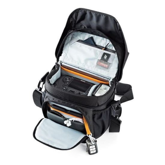Lowepro naramna torba Nova 170 AW II, črna