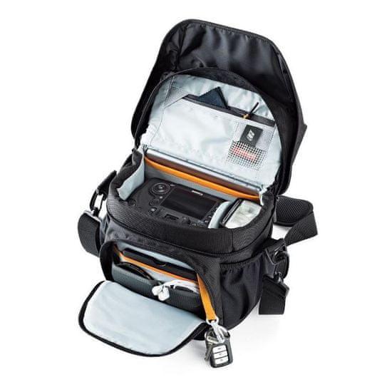 Lowepro naramna torba Nova 170 AW II, pixel camo