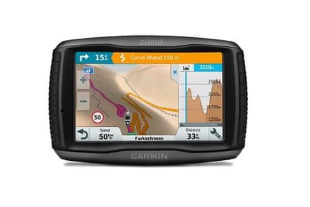 Garmin zumo 595 Lifetime Europe45 - Travel navigáció