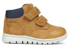 Geox chlapecké kotníčkové boty Xunday