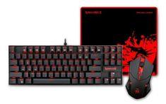 Redragon gaming komplet 3 v 1 K552-BA