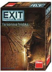 DINO Úniková hra: Faraónova hrobka