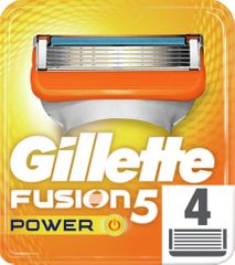 Gillette Fusion Power Borotvabetét, 4 db