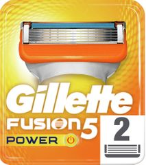 Gillette Fusion Power Borotvabetét, 2 db