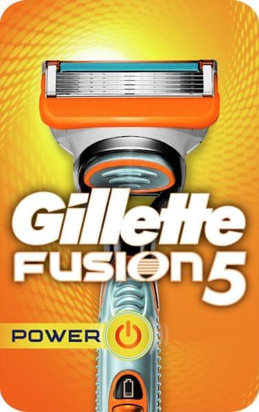 Gillette Fusion5 Power holící strojek pro muže