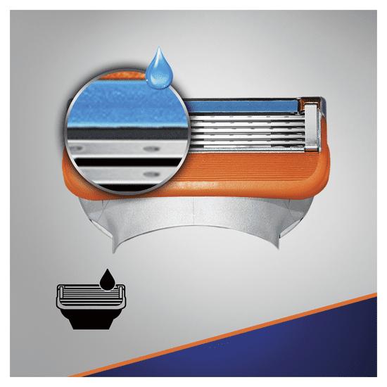 Gillette zamjenska oštrica Fusion, 4 komada