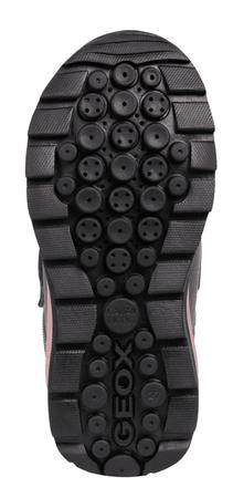 Geox dívčí zimní boty Orizont 32 šedá  cd5d1d814d
